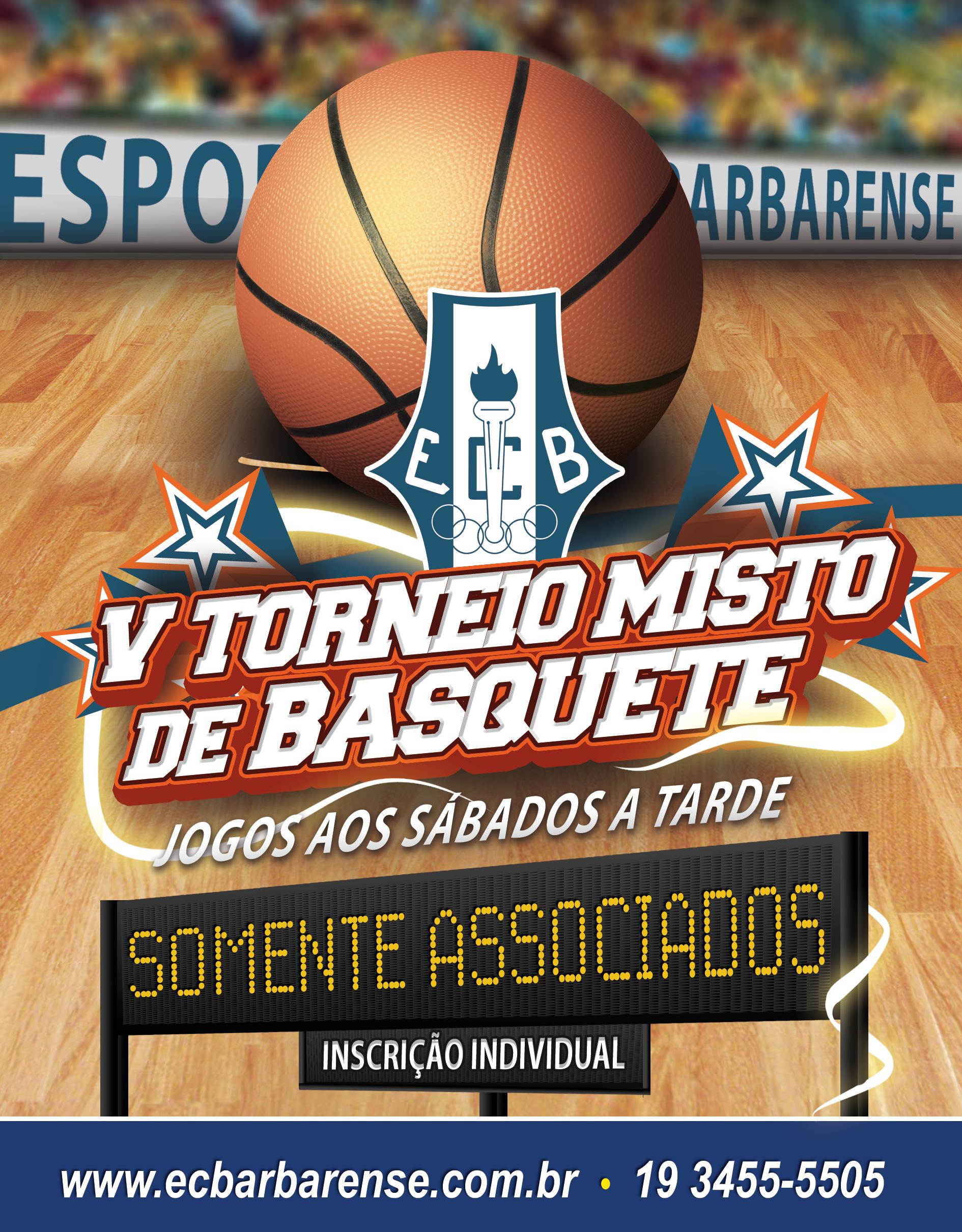 V Torneio Misto de Basquete  0d503311e8319